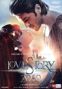 Love Story 2050 - Poster / Capa / Cartaz - Oficial 1