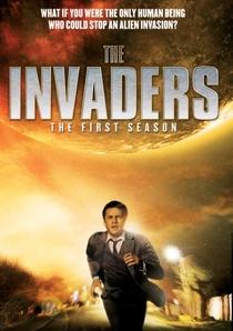 Os Invasores (1ª Temporada) - Poster / Capa / Cartaz - Oficial 3