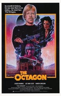 Octagon - Escola para Assassinos - Poster / Capa / Cartaz - Oficial 5