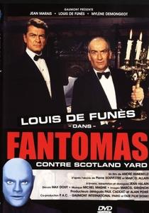 O Fantasma Contra Scotland Yard - Poster / Capa / Cartaz - Oficial 7