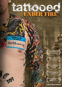 Tattooed under Fire - Poster / Capa / Cartaz - Oficial 1