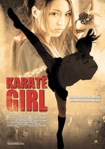 Karatê Girl - Poster / Capa / Cartaz - Oficial 1