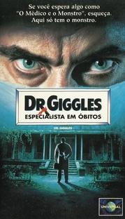 Dr. Giggles - Especialista em Óbitos - Poster / Capa / Cartaz - Oficial 2