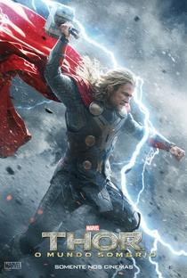 Thor: O Mundo Sombrio - Poster / Capa / Cartaz - Oficial 7