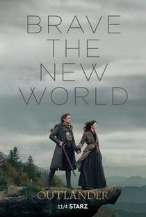 Outlander (4ª Temporada) - Poster / Capa / Cartaz - Oficial 1
