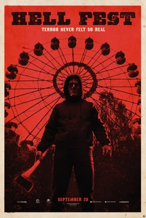 Parque do Inferno - Poster / Capa / Cartaz - Oficial 6