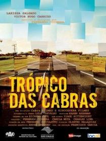 Trópico das Cabras - Poster / Capa / Cartaz - Oficial 1