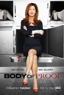 Body of Proof (3ª Temporada) - Poster / Capa / Cartaz - Oficial 1