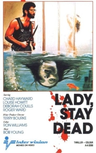 Lady Stay Dead - Poster / Capa / Cartaz - Oficial 1
