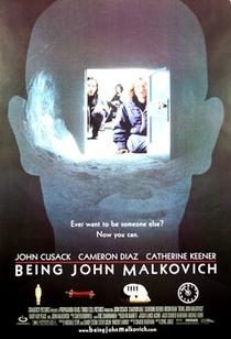 Quero Ser John Malkovich - Poster / Capa / Cartaz - Oficial 4
