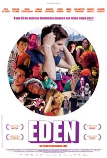 Eden - Poster / Capa / Cartaz - Oficial 2