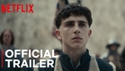 The King | Official Teaser Trailer | Netflix Film
