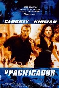 O Pacificador - Poster / Capa / Cartaz - Oficial 1