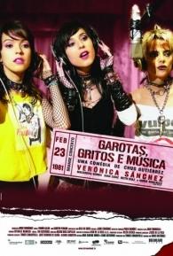 Garotas, Gritos e Músicas - Poster / Capa / Cartaz - Oficial 2
