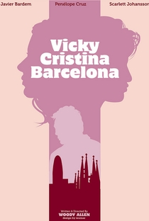 Vicky Cristina Barcelona - Poster / Capa / Cartaz - Oficial 4