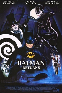 Batman - O Retorno - Poster / Capa / Cartaz - Oficial 1