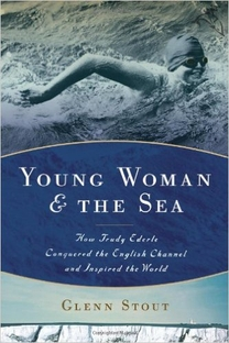 Young Woman and the Sea - Poster / Capa / Cartaz - Oficial 1