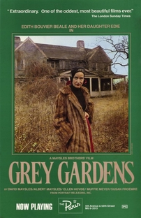 Grey Gardens - Poster / Capa / Cartaz - Oficial 4
