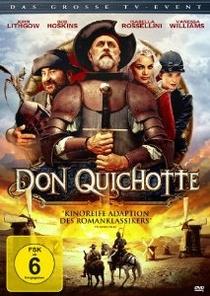 Don Quixote - Poster / Capa / Cartaz - Oficial 2