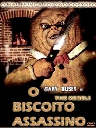 O Biscoito Assassino - Poster / Capa / Cartaz - Oficial 2