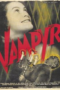 O Vampiro - Poster / Capa / Cartaz - Oficial 9