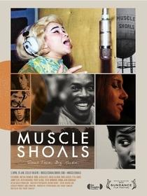 Muscle Shoals: Um Lendário Estúdio de Rock - Poster / Capa / Cartaz - Oficial 2