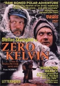 Zero Kelvin - Sem Limites - Poster / Capa / Cartaz - Oficial 1