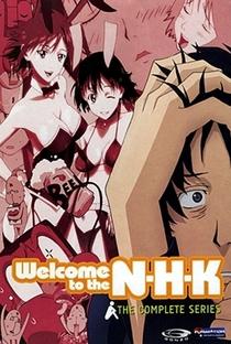 NHK ni Youkoso! - Poster / Capa / Cartaz - Oficial 24
