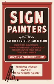 Sign Painters - Poster / Capa / Cartaz - Oficial 1