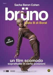 Brüno - Poster / Capa / Cartaz - Oficial 2