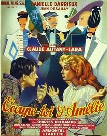 Meu Amigo, Amélia e Eu - Poster / Capa / Cartaz - Oficial 1