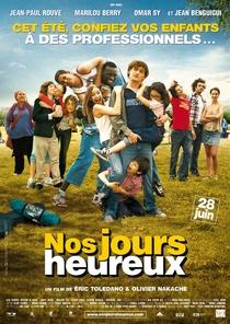 Nos Jours Heureux - Poster / Capa / Cartaz - Oficial 1