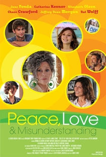 Paz, Amor e Muito Mais - Poster / Capa / Cartaz - Oficial 3
