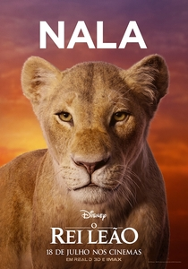 O Rei Leão - Poster / Capa / Cartaz - Oficial 18