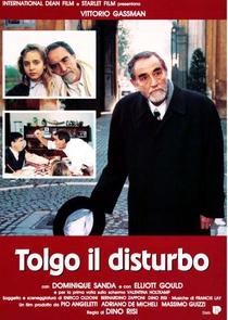 Tolgo il disturbo - Poster / Capa / Cartaz - Oficial 1