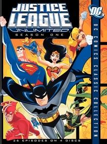 Liga da Justiça Sem Limites (1ª Temporada) - Poster / Capa / Cartaz - Oficial 1