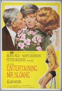 O Desejável Mr. Sloane - Poster / Capa / Cartaz - Oficial 4