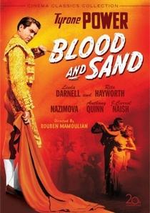 Sangue e Areia - Poster / Capa / Cartaz - Oficial 1