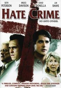 Hate Crime - Poster / Capa / Cartaz - Oficial 1