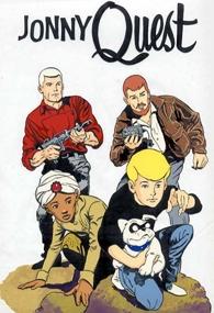 Jonny Quest - Poster / Capa / Cartaz - Oficial 1