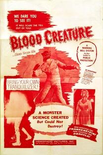 Criatura Sangrenta - Poster / Capa / Cartaz - Oficial 2