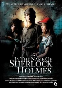 Em nome de Sherlock Holmes - Poster / Capa / Cartaz - Oficial 1