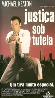 Justiça sob tutela - Poster / Capa / Cartaz - Oficial 3