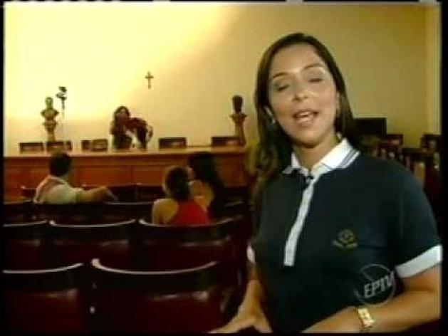 """""""Desalmados:aleluia,salvação e glória"""" na EPTV(Globo).Atriz Convidada:Maísa Magalhães"""