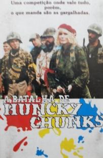A Batalha de Huncky Chunks  - Poster / Capa / Cartaz - Oficial 2