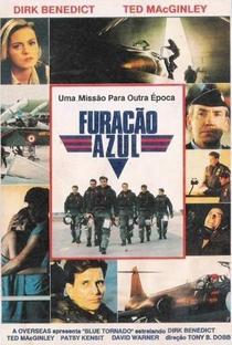 Furacão Azul - Poster / Capa / Cartaz - Oficial 1