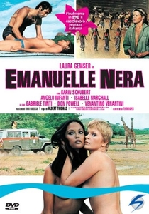 Emmanuelle in Africa - Poster / Capa / Cartaz - Oficial 3