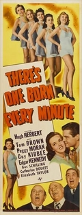 There's One Born Every Minute - Poster / Capa / Cartaz - Oficial 1