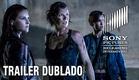 Resident Evil O Capítulo Final | Trailer dublado | 26 de janeiro nos cinemas