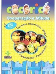 Cocoricó - Cooperação e atitude - Poster / Capa / Cartaz - Oficial 1